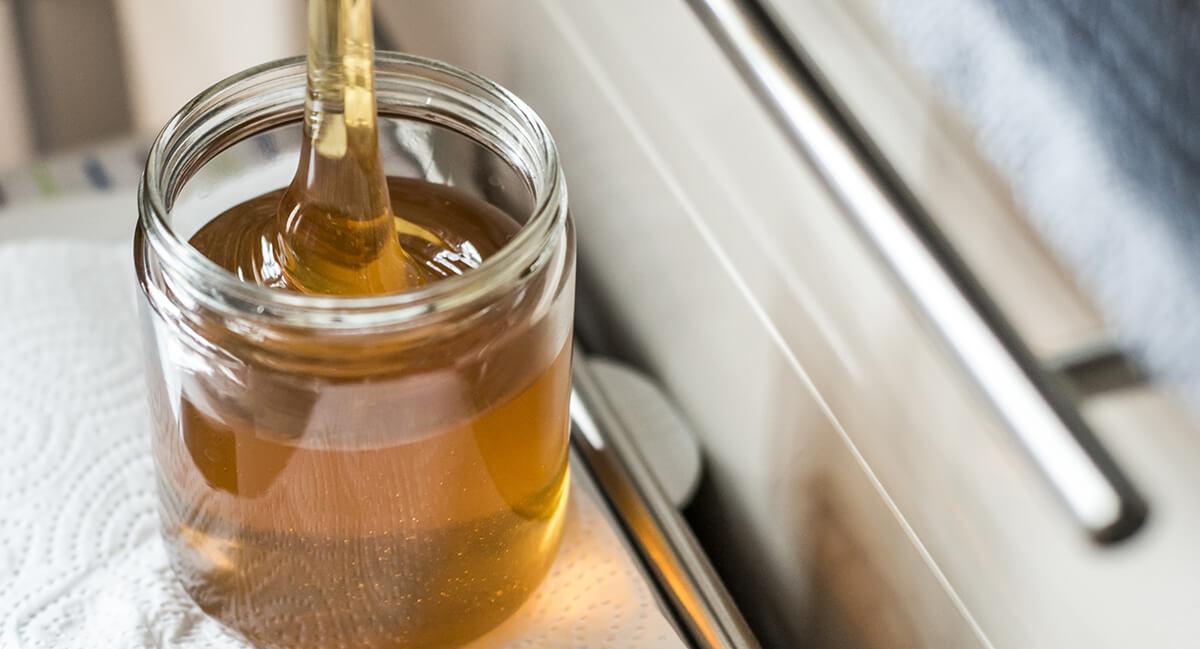 Honig Produktion