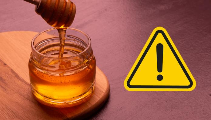 Honig giftig