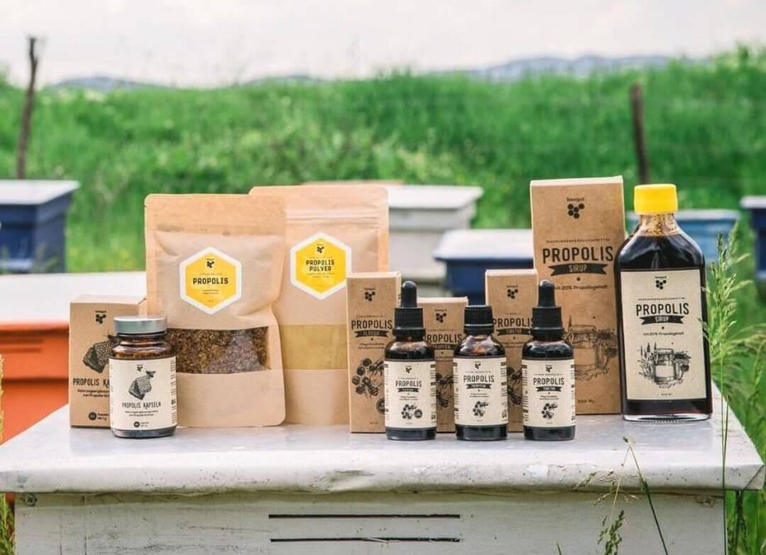 Beegut Produkte